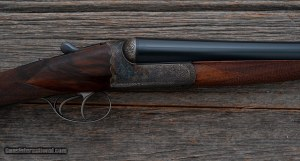 Westley Richards - Best Drop Lock - 12 ga - SxS - Shotgun