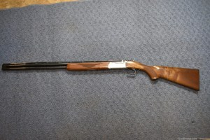 Ruger Red Label over/under 28 gauge shotgun