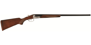 Lot 6626: A.H. Fox Sterlingworth Ejector Double Barrel Shotgun