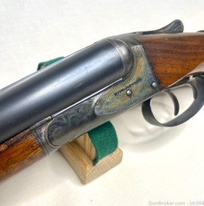 A. H. Fox Sterlingworth 16 ga SxS Shotgun