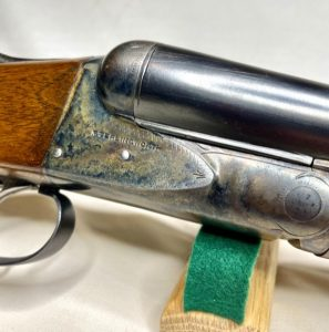 12g Fox Sterlingworth sold for $3,650 on Sunday, 2/7