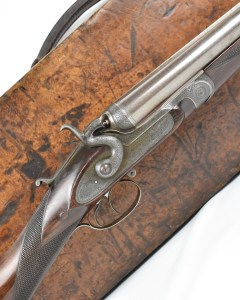 Thomas Horsley & Son 8 bore Bar-in-wood Shotgun for sale at Giles Marriott in the UK