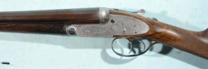 J. PURDEY & SONS EJECTOR SELF-OPENING SIDELOCK 12 GA. SHOTGUN MANUFACTURED IN 1895
