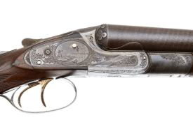 THE LEFEVER ARMS COMPANY EXHIBITION 12 GAUGE