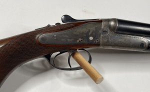 Holland and Holland #2 sidelock SxS double rifle 303 British