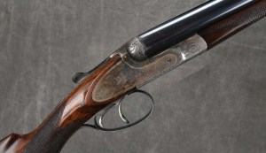 Francotte 20E SxS 16 gauge Boxlock Ejector Shotgun