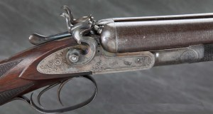 Colt 1878 Grade 8 SxS Hammer Shotgun