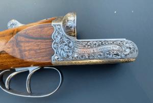 Cogswell & Harrison 16 bore ' Regency' Boxlock Ejector