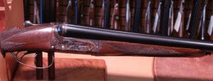 Webley BLE 700 Side-by-Side 12 Gauge