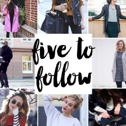 5 to follow on Dogs and Dresses: the top fashion blogs to add to your bookmarks this instant