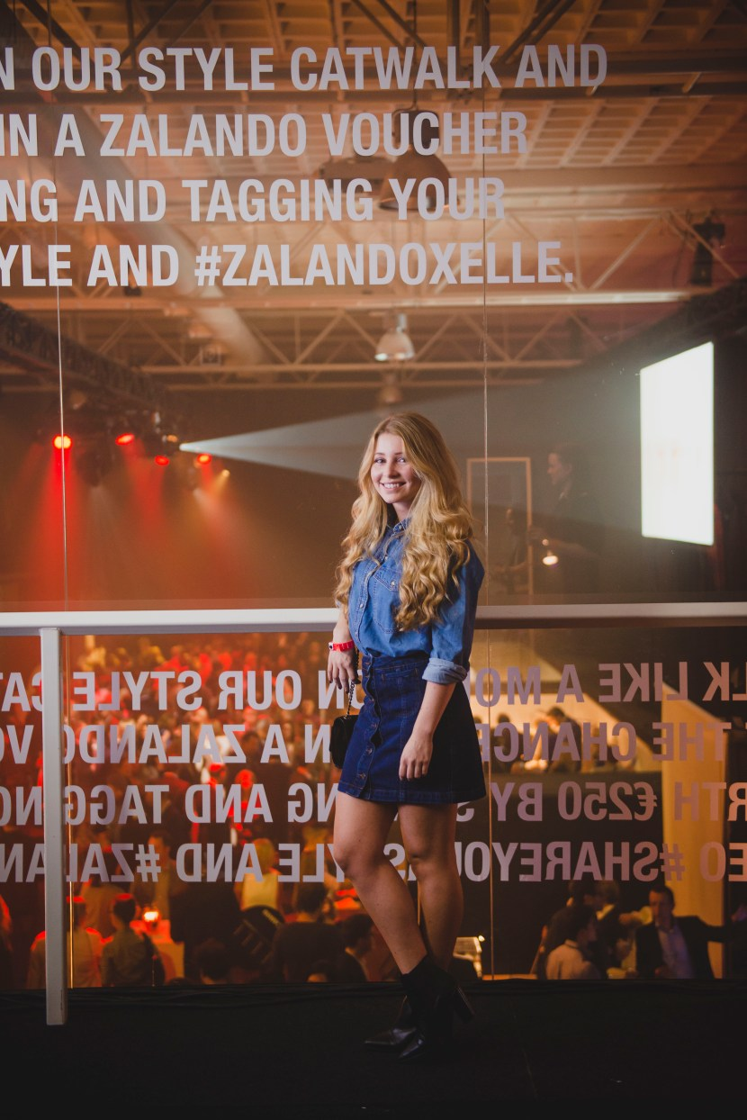 Zalando Fashion House of Now at the ELLE Party De Shop Antwerp, 30 November 2015