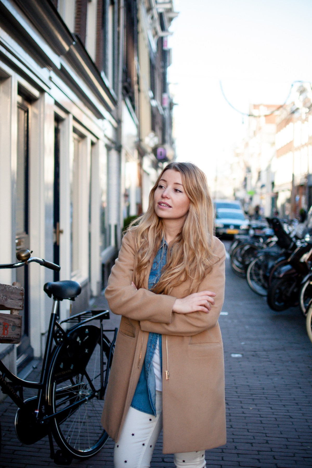 Amsterdam Streetstyle with Scotch and Soda