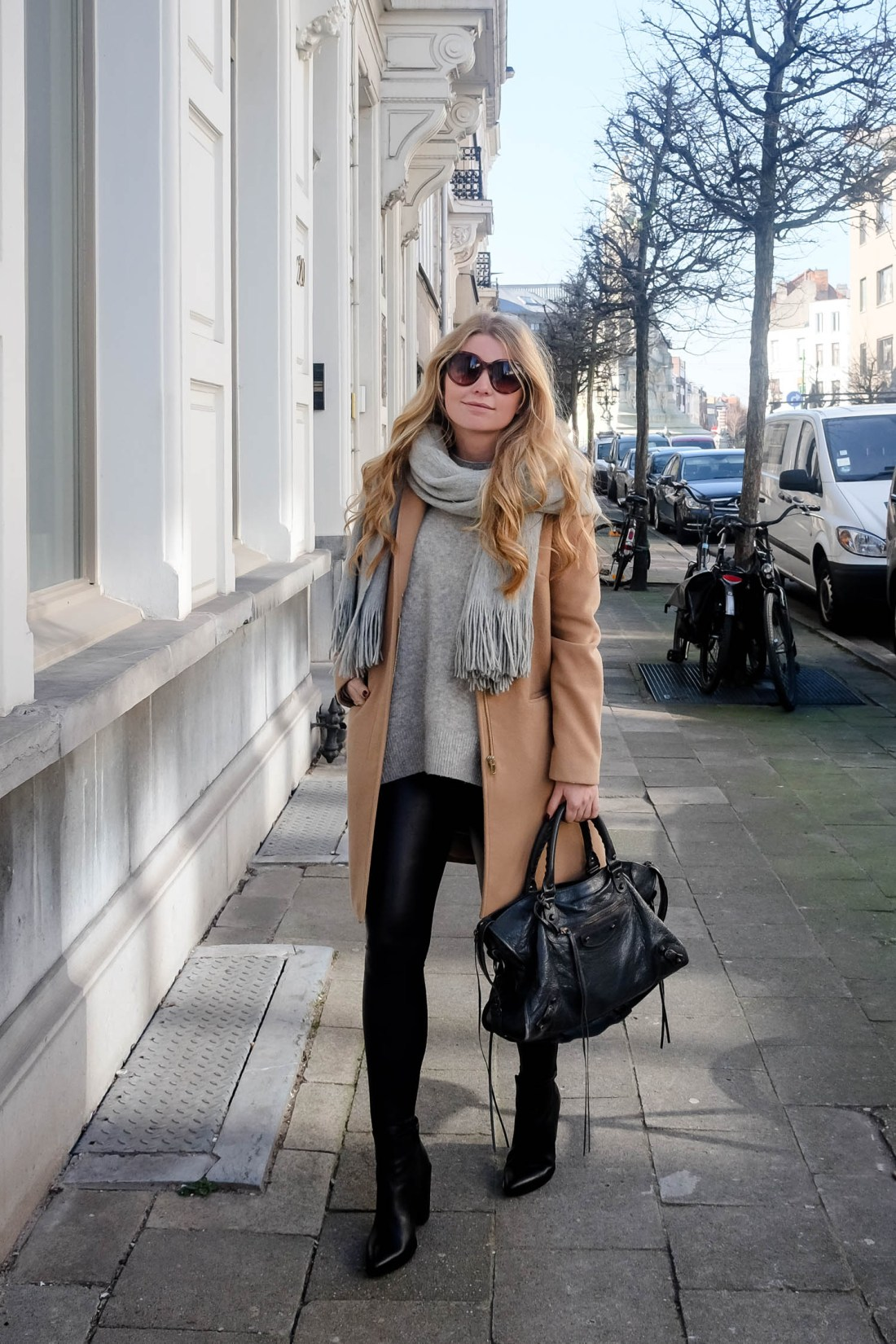 Elien Migalski Streetstyle Outfit March 2016 Sacha shoes-2