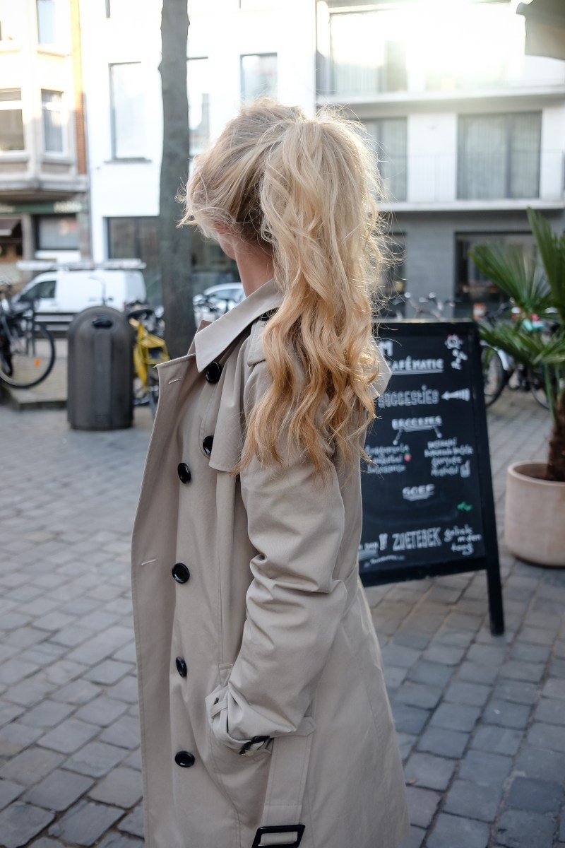 Trench Coat and City Love-21