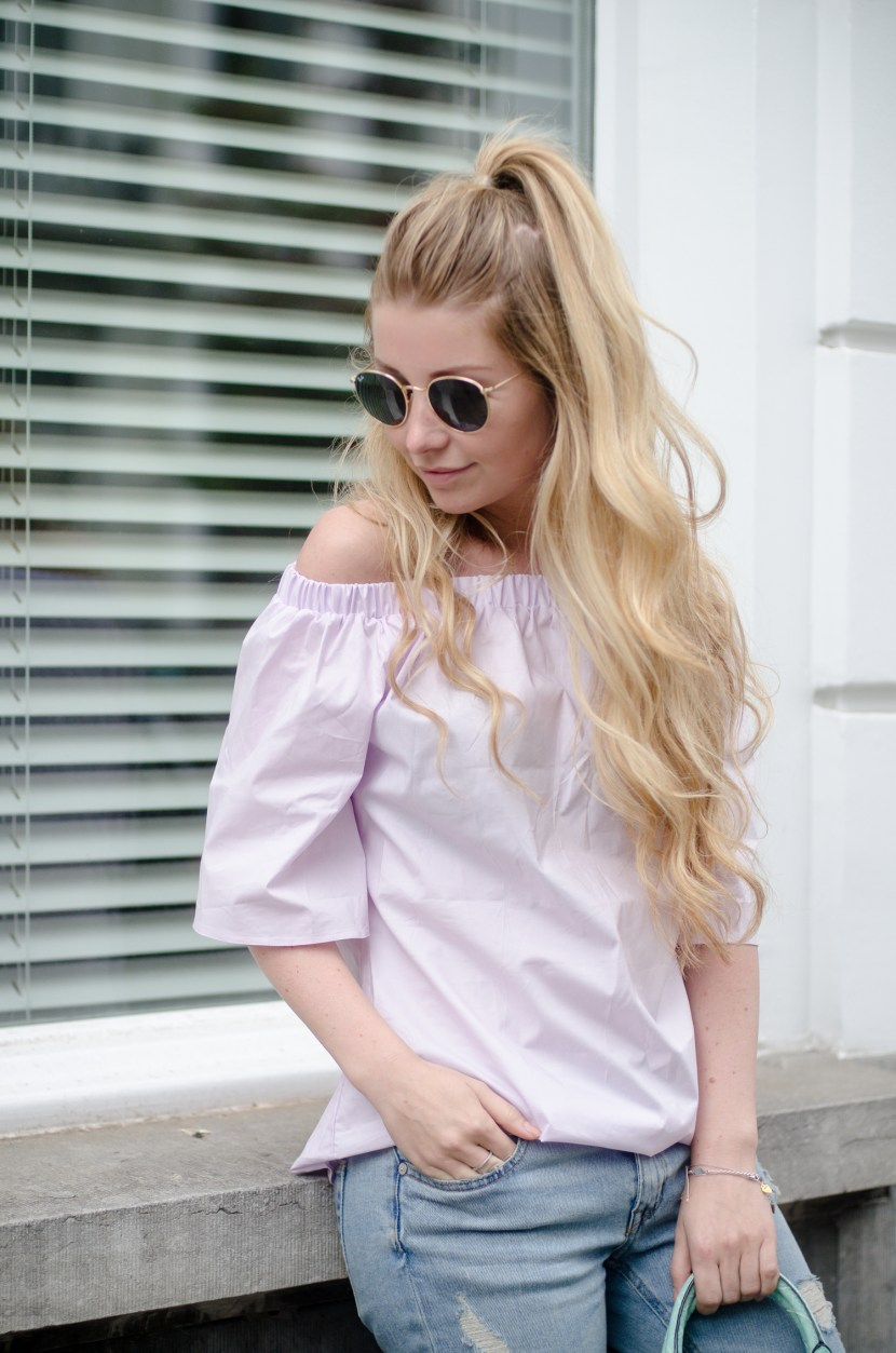 Pastel Off Shoulder Top-11