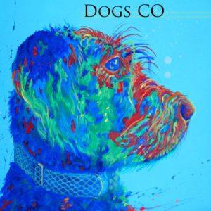 Dogs Colorado Logo   # ArtJWB