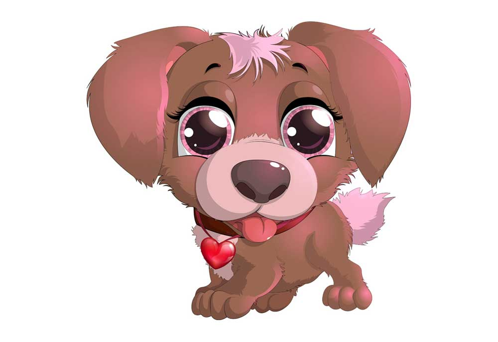 Clipart Cute Puppy Dog Face   Clip Art of Dogs (1000 x 700 Pixel)