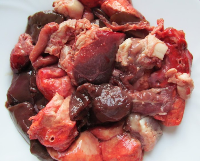 raw meat for dogs