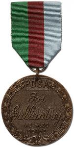Dicken medal