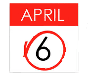 April 6th