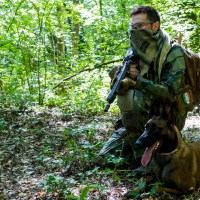 GAME TACTICAL DOG: un mix divertente tra softair, ricerca, utilità e difesa.