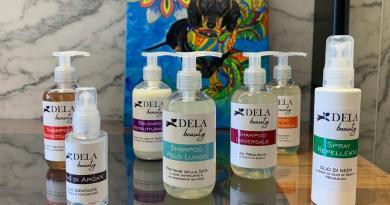 Dela Beauty: prodotti naturali per i nostri cani
