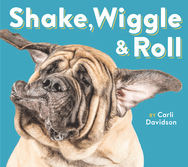 Carli Davidson's new books Shake, Wiggle & Roll and Heads & Tails are out Spring 2017.
