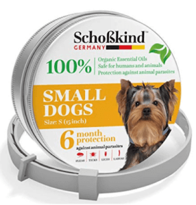 Organic Way flea collar for dogs
