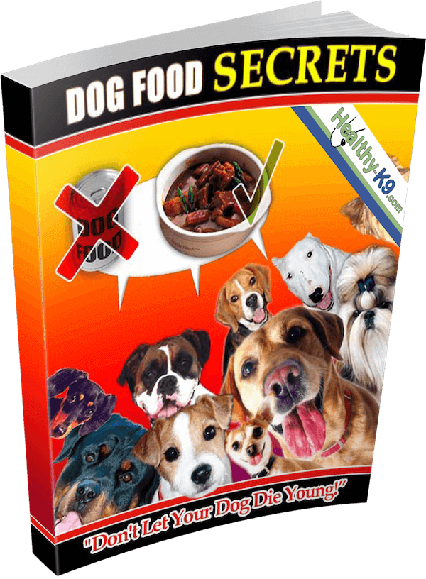 dog food secrets book