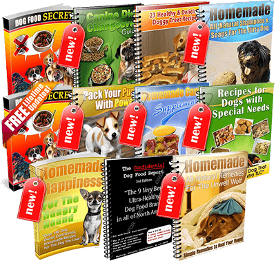 dog food secrets package