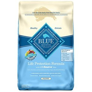 Best Dry Dog Food For Puppies| blue buffalo