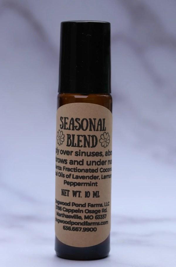 Seasonal Blend Roll on