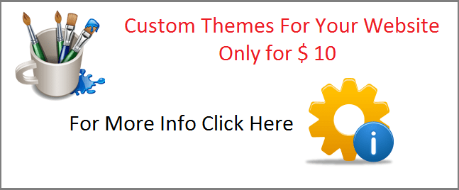 Custom Themes by dohack