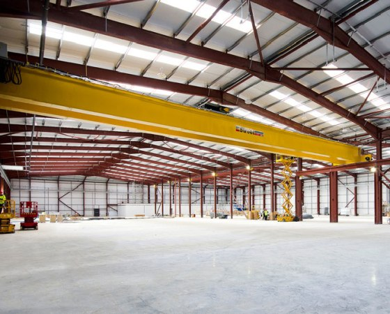 North Sea Warehouse – Dyce