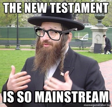 023: Suffering, Identity, and Hipster Judaism
