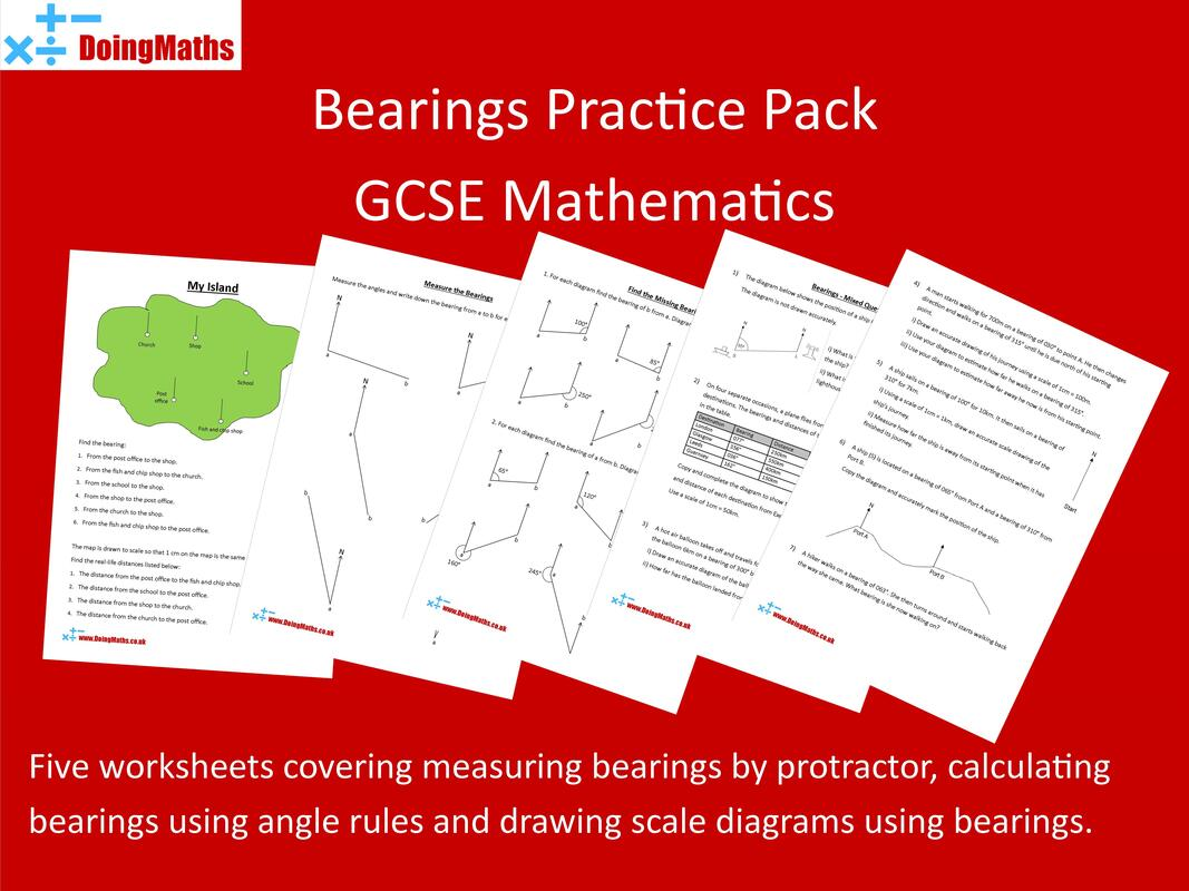 Angles Worksheets And Powerpoints