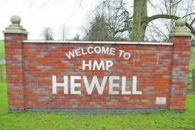 HMP Hewell Entrance