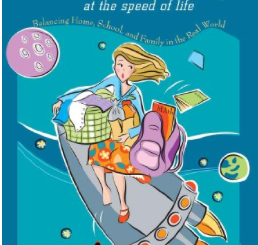 Homeschooling at the Speed of Life is a great organization and planning book by Marilyn Rockett.