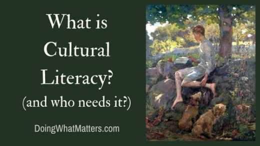 Cultural literacy, great books, classical education, and Charlotte Mason — what do they have in common?