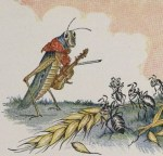The Ant or the Grasshopper? A Reason to Give Thanks