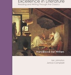 Excellence in Literature Handbook for Writers