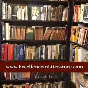 Excellence in Literature teaches classic literature in context for grades 8-12.