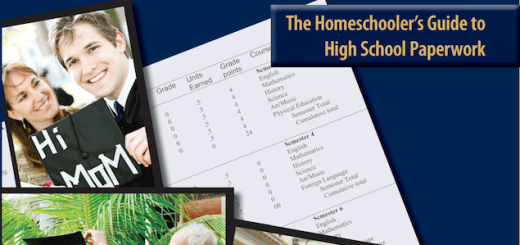 Transcripts Made Easy: The Homeschooler's Guide to High School Paperwork is a best-seller!