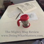 Ideas Worth Sharing: Tidying, Maps, and a Mighty Mug Review and Giveaway — IWS #3
