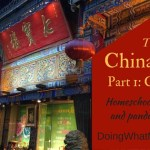 The China Visit: Part 1—Chengdu