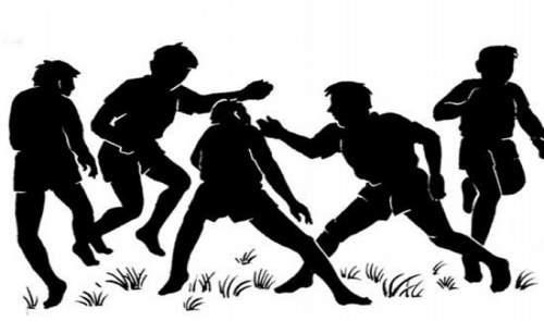 জাতীয় খেলা কাবাডি