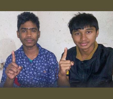 নাখালপাড়ায় নিহত দুই 'জঙ্গির' ছবি প্রকাশ