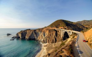 Big Sur Region, California