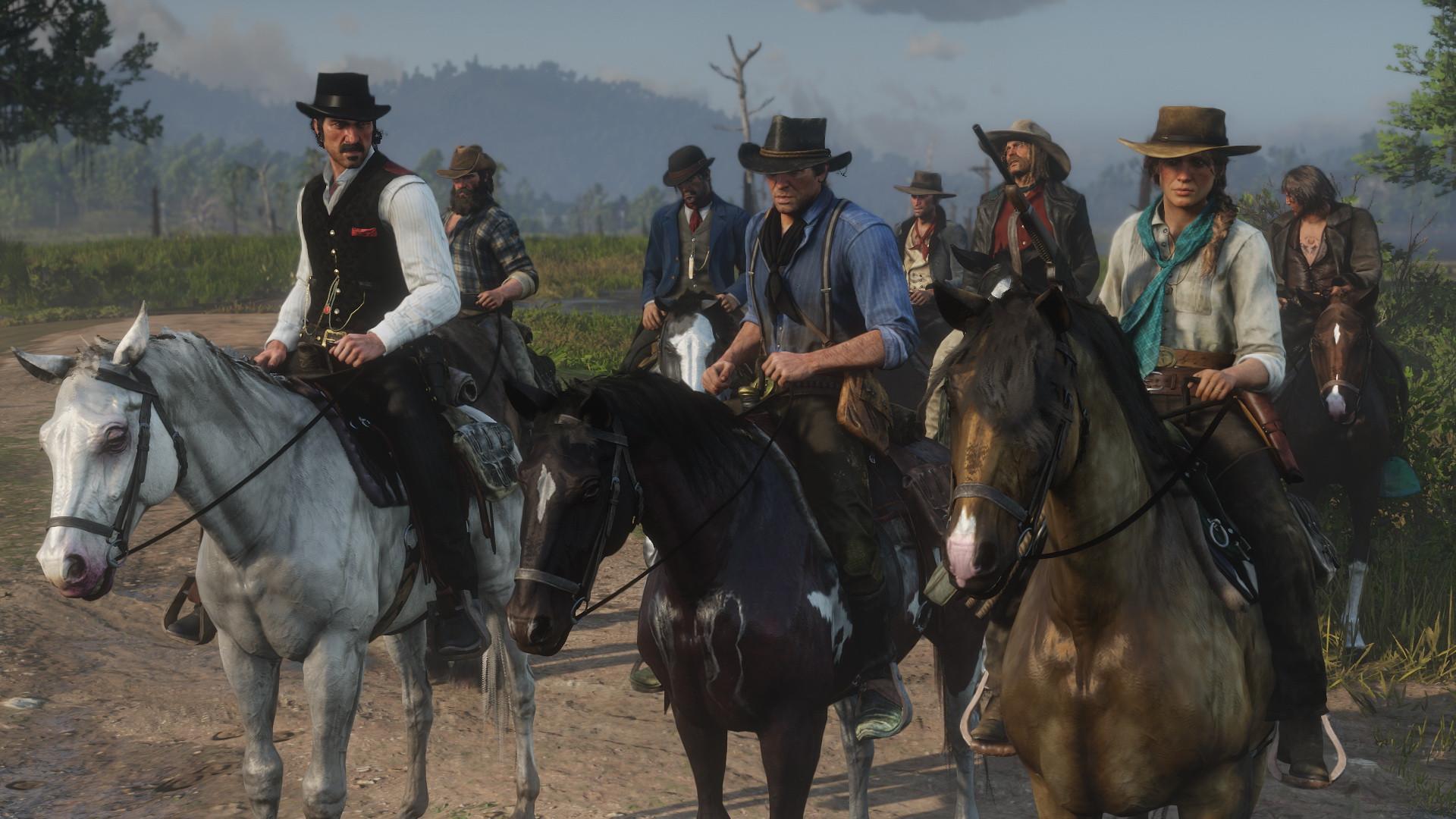 Red Dead Redemption 2 – Gioco del secolo sapete per chi?