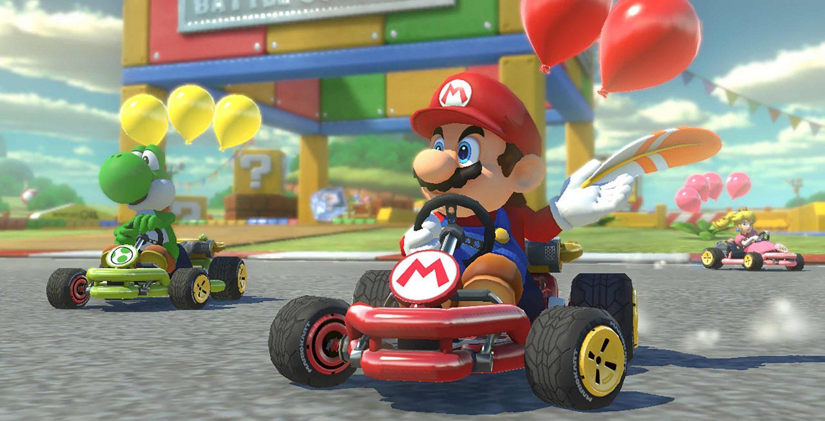 Mario Kart Tour è stato rimandato